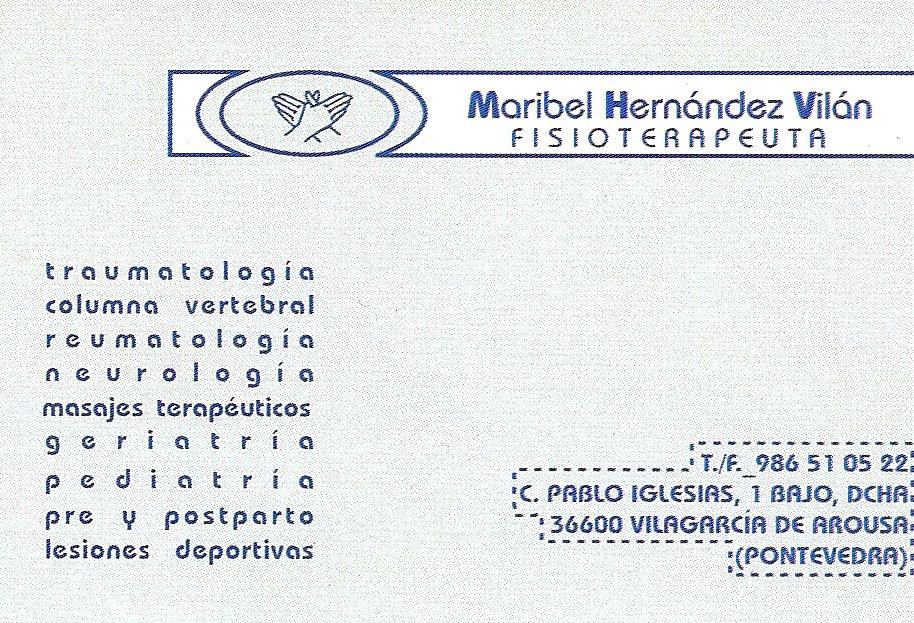 Maribel Hernandez Vilan_FISIO