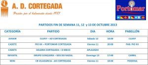 HORARIO DE PARTIDOS_111310_2013
