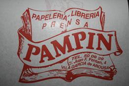 Logo Libreria Pampin