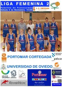 Cartel_Partido_Universidad de Oviedo