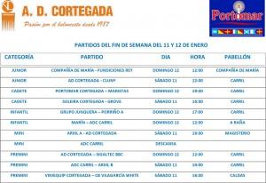 HORARIO DE PARTIDOS_1112_01_2014