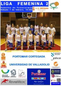 Cartel_Partido_Universidad de Valladolid