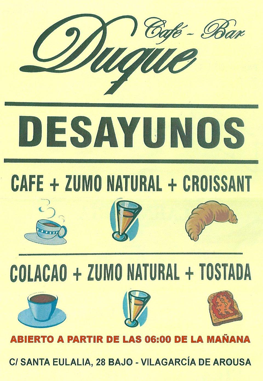 Cafe Duque