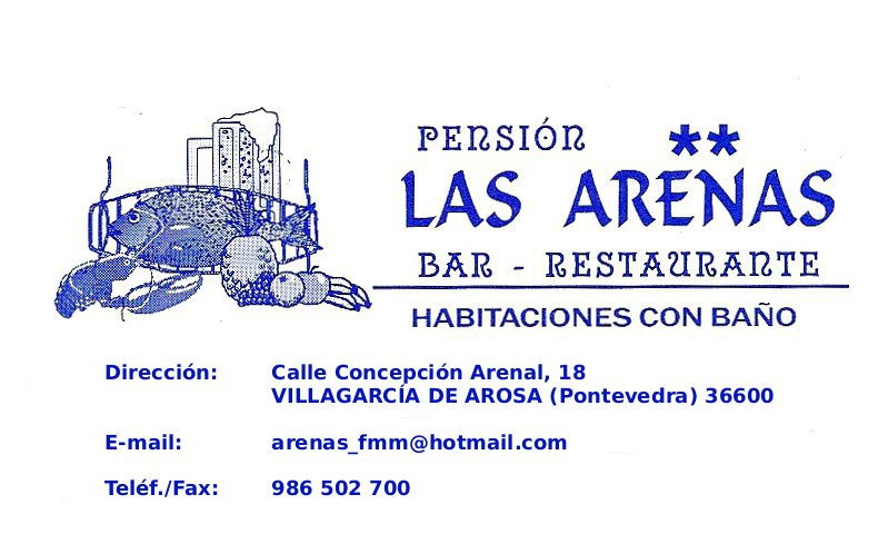 Pension Las Arenas