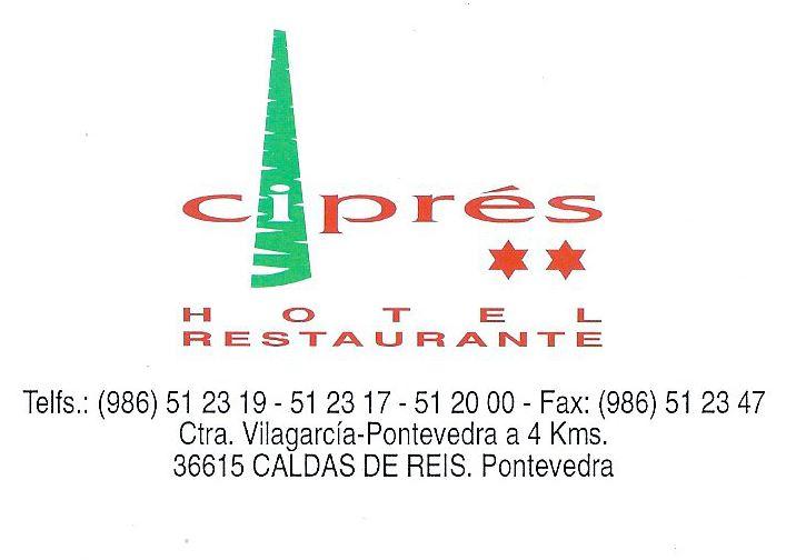 Restaurante Cipres