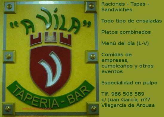 Taperia A Vila