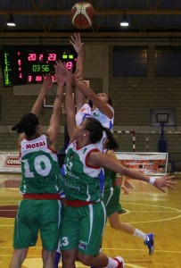 BALONCESTO CORTEGADA VS IBAIZABAL /