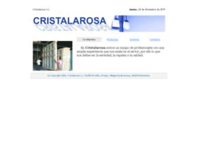 Cristalarosa